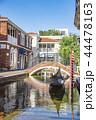 ゴンドラ 橋 池の写真 44478163