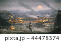 絵画 絵画制作 想像力のイラスト 44478374