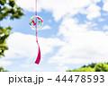 風鈴 夏イメージ 夏の写真 44478593