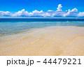 石垣島 ビーチ 海の写真 44479221