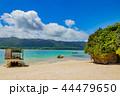 川平湾 晴れ 風景の写真 44479650