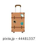 トランク 旅行 旅のイラスト 44481337