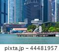 シンガポール マーライオン・パーク 44481957