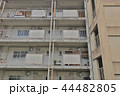 the modern apartment building at Momoyama kyoto 44482805