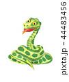 ヘビ 蛇 マンガのイラスト 44483456
