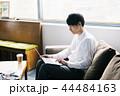 オフィス 男性 仕事の写真 44484163