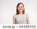 ポートレート 女 女の人の写真 44486502