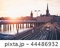 Cityscape of Stockholm with bridges 44486932