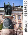 Gustavo Erici statue in front of Riddarhuset 44486940