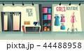 ベクタ ベクター ベクトルのイラスト 44488958
