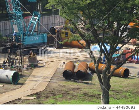 多摩平の森マンション開発 44490693