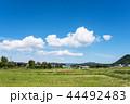 青空 風景 田園の写真 44492483