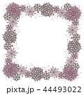 広場 正方形 スクエアのイラスト 44493022