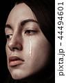 sad crying girl 44494601