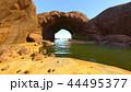 渓谷と小川 44495377