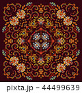 スカーフ 襟巻き 広場のイラスト 44499639
