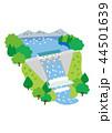水力発電 44501639