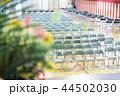 式典イメージ(整列する椅子) 44502030