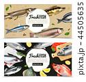 食 料理 食べ物のイラスト 44505635
