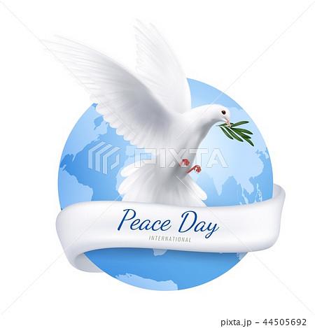 White Dove Emblem 44505692