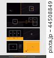 Professional A5 catalog concept template 44508849
