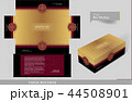 Tissue box template concept series  44508901