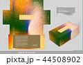 Tissue box template concept series 44508902