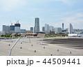 横浜 みなとみらい 赤レンガ倉庫の写真 44509441