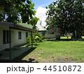 フィジー 観光 ビセイセイ村の風景 洗濯物 44510872
