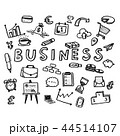 ビジネス 商売 落書きのイラスト 44514107