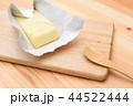 バターをカット 44522444