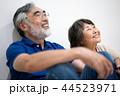 シニア 夫婦 家族 寄り添う 高齢者 44523971