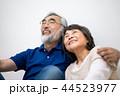 シニア 夫婦 家族 寄り添う 高齢者 44523977