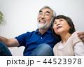 シニア 夫婦 家族 寄り添う 高齢者 44523978