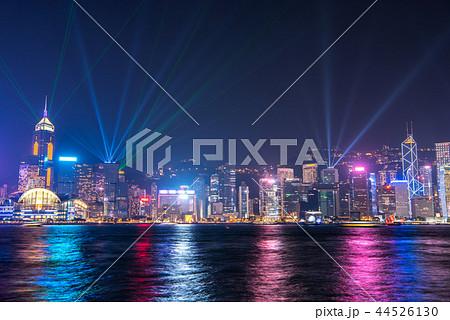 香港 夜景 シンフォニー・オブ・ライツ 44526130