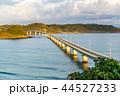 角島大橋 角島 橋の写真 44527233