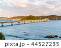 角島大橋 角島 橋の写真 44527235