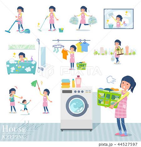 flat type Childminder women_housekeeping 44527597