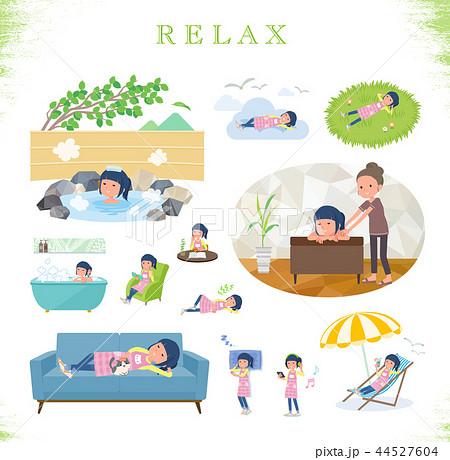 flat type Childminder women_relax 44527604