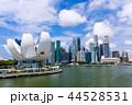 晴れのシンガポール・街並み 44528531