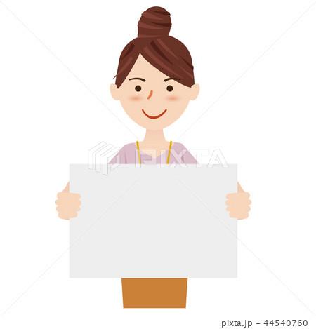 ビジネス 女性 カジュアル ビジネスウーマン スタッフ 44540760