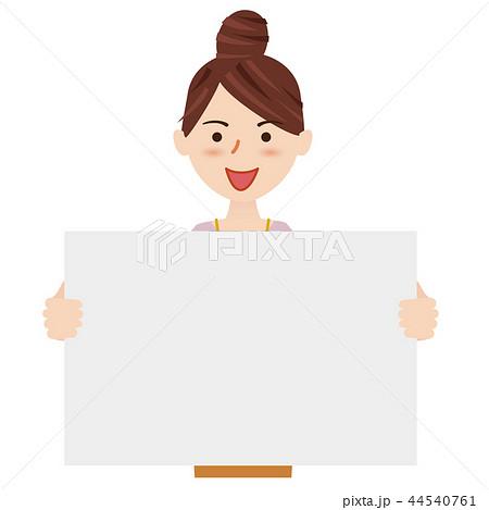 ビジネス 女性 カジュアル ビジネスウーマン スタッフ 44540761