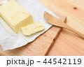 バターをカット 44542119