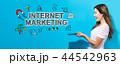 インターネット ビジネス 商売の写真 44542963