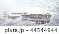清水寺雪景 清水寺 京都観光 44544944