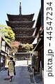 法観寺 八坂の塔 五重塔の写真 44547234