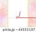 和柄 桜 春のイラスト 44553197