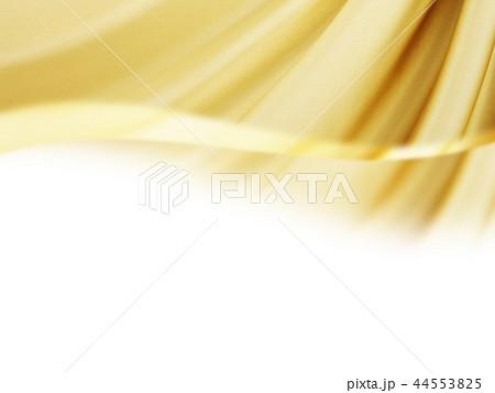 背景-ゴールド-波 44553825