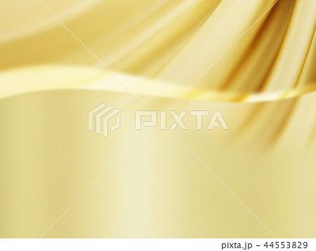 背景-ゴールド-波 44553829