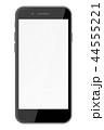 フォン 電話 スマートフォンのイラスト 44555221